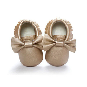 Fashion Baby First Walker Shoes Kids Newborn Girls Boys Baby Infant Handmade Soft Bottom PU leather Prewalkers Boots