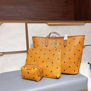 Sac à bandoulière de haute qualité conçu de haute qualité de haute qualité, sac moyen et petit sac peut être utilisé seul.