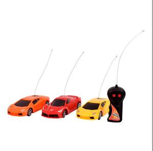 Luxury RC SportsCar Cars M-Racer Remote Control Car Mini RC Radio Remote Control Micro Racing 1:24 2 Channel Car Toys