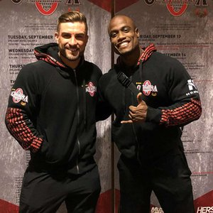 2020 New OLYMPIA Men Hoodies Gyms Fitness Bodybuilding Sweatshirt Pullover Sportswear Male Workout Hooded Jacket Clothing