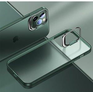 Invisible Convient au téléphone 12 Mini support Mobile Case Pro Max anti-goutte