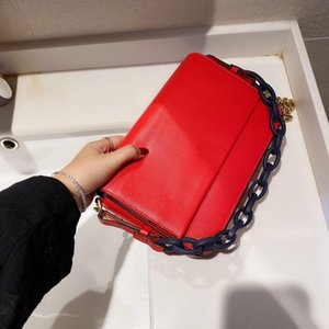 Hot-selling fashion brand 2020 autumn and winter new envelope bag ladies fashion underarm bag all-match messenger bag high quality single sh