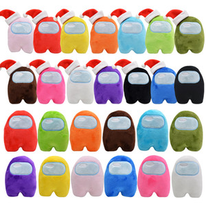 DHL FREE Among Us Plush Toys 10cm New Game Doll Among us Plush Toy 13 Colors Plush Cute Dolls Stuffed Toys