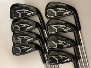 Golf Club New Apex Iron Group 3456789P 8 غولف الحديد مع كاب SE