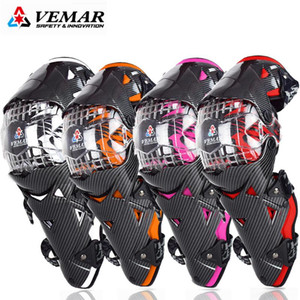 Vemar PP Shell Motorcycle Knee Pad Men Protective Gear Knee Guard Protector Rodiller Equipo Gear Motocross Joelheira Nuevo
