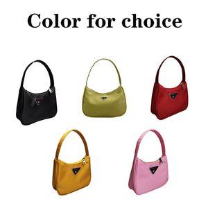 luxurys designers bags tote Nylon Shoulder Bag Luxury Designer Women's Shoulder Bag Crossbody Bags Handbag free shipping