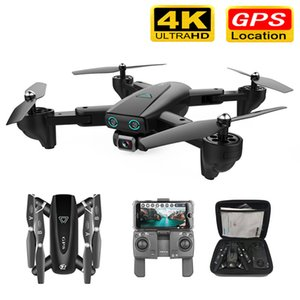 S167 GPS Drone avec caméra 5G RC Droncopter Droncopter Drones HD 4K WiFi FPV PLUS POINT POINT POINT PHOTOS POINTS VIDEO DRON HELICOPTER TOY W1222