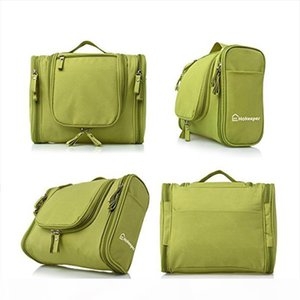 Hot Sell Waterproof Hanging Cosmetic Bag Travel Cosmetic Makeup Bag for Women amp; Shaving Toiletry Kit Organizer for Men