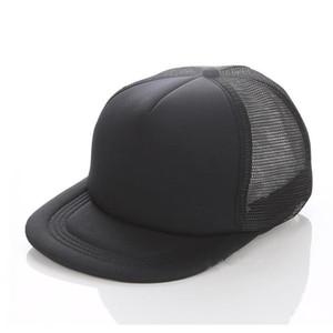 Plain Hip Hop Trucker Caps Blank Snapbacks Mesh Designer Hats Adjustable For Men Women S wmtPKV queen66
