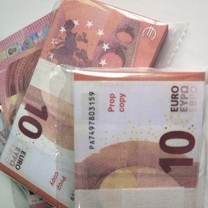 Euro Sahte Para Prop Para Kağıt 10 20 50 100 Euro Bono Fiyatları Banka Not İş Sahte Collection07 için Kağıt Para