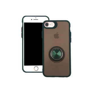 Factory Fashion Eye-catching Magnet Personalized Ring Holder Phone Case for Iphone 6 7 8