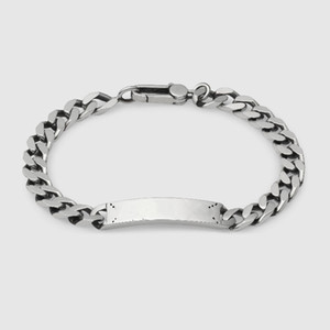 High Quality Silver Plated Skull Bracelet Gift Unisex Hip Hop Bracelet Fashion New Product Bracelet Fashion Jewelry Supply