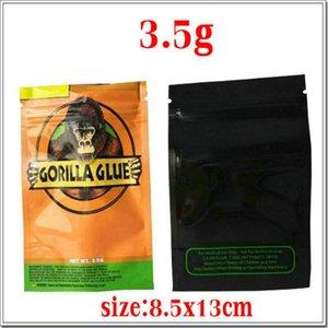 Dhl 3.5g Free For Proof Smell Glue Packaging Vape Bag Bag Gorilla Bags Herb Glue Dry Zipper Gorilla Mylar wmtWu item_home