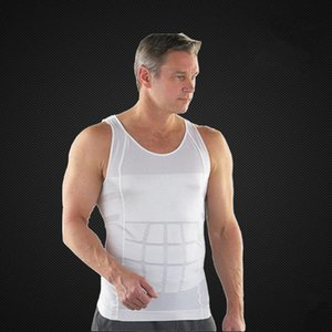 2020 Corset New Men Body Slimming Belly Vest Waist Shirt Shaping Underwear A3091 T8nx