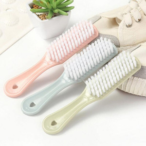 Multi-functional Shoes Brush Sneaker Boot Shoes Brushes Cleaner Strong Plastic Household Laundry Cleaning Accessories Clothing Brush DHD3104