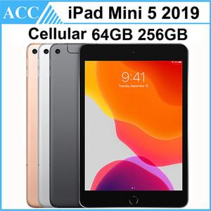 Refurbished Original iPad Mini 5 2019 iOS Cellular + WIFI 7.9 inch Retina Hexa Core 3GB RAM 64GB 256GB ROM 8MP 5124mAh Tablet PC DHL 1pcs