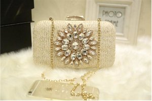 2020 New Fashion Sequined Envelope Clutch Women'S Evening Bags Clutches Gold Wedding Purse Female Handbag Banquet Bag