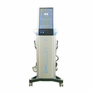2021 emsculpt EMslim HI-EMT machine EMS Muscle Stimulatior electromagnetic fat burning shaping hiemt emsculpt beauty equipment free logo