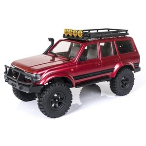 NEW ROCHOBBY RC 1:18 2.4Ghz Katana Waterproof Crawler Remote Control Car Vehicle Off Road Models RTR Toys for Children 201201