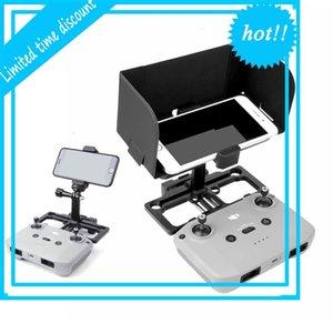 Control remoto Drone Houder Beugel Teléfono Tablet Soporte con Cape Sun para DJI MAVIC AIRE 2 / MINI / PRO / AIRE / SPARK / MAVIC 2