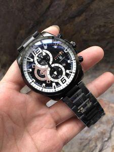 2021 Новый Высококачественный лучший бренд Swiss 1000 Miglia Chronograph Mens Quartz Sport Watch Mans Роскошные нержавеющие наручные часы мужчины