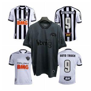 2020 2021 Atletico Mineiro Futbol Formaları Mineiro Chara Patric Juani Cazares Chara Eve Uzakta 3rd 20 21 Futbol Gömlek S-2XL