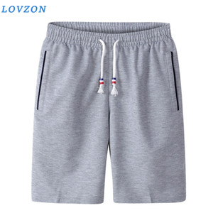 Summer Shorts Men Fashion Boardshorts Breathable Male Casual Comfortable Plus Size Fitness Mens Bodybuilding Shorts