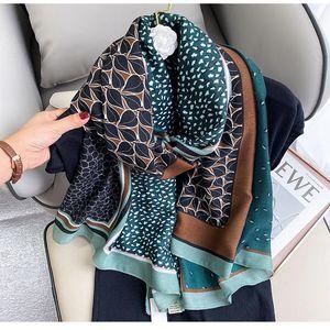 Quality designer wholesale fashion cotton scarf eternal classic, super long shawl fashion women's soft SILK scarves