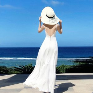 Sexy Straps Backless Bodycon Bandage Dress Summer Deep V Elegant Club Party Beach Boho Fashion Holiday