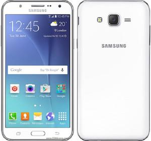 Original recondicionado Samsung Galaxy J5 J500F Quad Core Android 5.1 1.5GB 16GB 1280 * 720 5,0 polegadas 13MP Dual Sim Desbloqueado Telefones desbloqueados