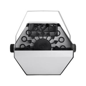 30W AC 110V Mini Mini Bubble Maker Machine Machine Blower para boda / Barra / Fiesta / Show Show Silver Wholesale