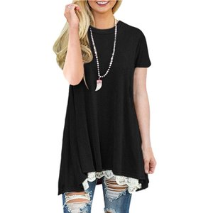 Women Designers Clothes 2020 Fashion Joining Bud Short Short Silk Round Collar Loose Type Pullover Big Pendulum Type Dresses Women Elegant