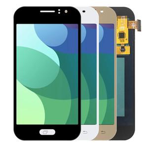 Super AMOLED İçin Samsung Galaxy J1 Ace J110 SM-J110F J110H LCD Ekran Dokunmatik Ekran Sayısallaştırıcı Meclisi Yedek Toptan yedek parçalar