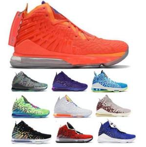 السجادة الحمراء 17 17 ثانية أحذية كرة السلة للرجال حذاء رياضة المستقبل 2K العفريت monstars الأشعة تحت الحمراء هارلم موضة الصف أعد أحذية البرتقال المدربين