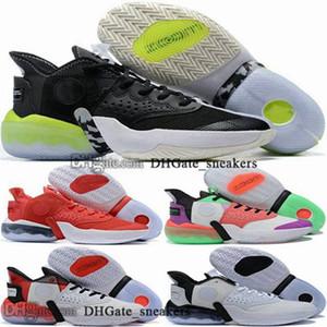 46 남자 레트로 저렴한 크기 US 38 Jumpman 47 여성 트레이너 EUR 12 신발 13 Baskball React Elevation Box Skuhe Baskets