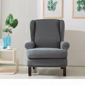 Chair Sofa Recliner Couch Cover Furniture Slipcover Protector Dining Room Household Home Decor Solid Color Stretch Washable