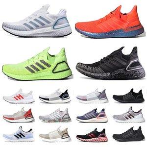 2021 2020 Ultraboost 20 UB 6 .0 Koşu Ayakkabıları Erkek Ultra Se Üçlü Turuncu Küresel Para Birimi Altın Metalik Run Işık Zapatos Trainers SN
