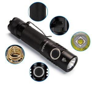 Sofirn SC31 PRO SST40 5000K Potente 2000LM LED Linterna LED 18650 Antorcha USB C Recargable UI