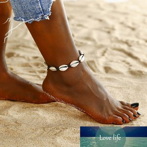 Fashion Anklets for Women Personality Exaggeration Bohemia Beach Anklet Metal Starfish Shell Anklet Lover Gift 2020 New