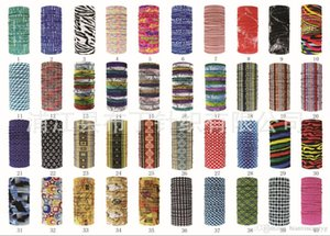 2020 Outdoor cycling scarf bandana magic scarves sunscreen hair band sport headwear headband multifunctional customized scarf free shipping