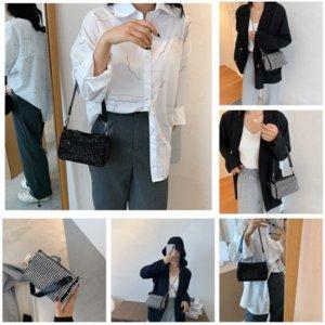 KCljd Top Marca Mini Designer Luxury Caixa de Luxo Senhora Bolsa de Ombro Leather Luxury Woman Bolsa Retro Dener Alta Qlity BR Houndstooth