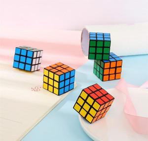 Puzzle Cube маленький размер 3 см мини волшебный куб Игра обучение образовательной игре Magic Cube Хороший подарок JLLDZL BDE_JEWELRY