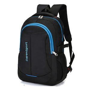 New Fashion Men School Backpack Academy Style High Quality Bag Design Large Capacity Multi-Function Travel Outdoor Backpack