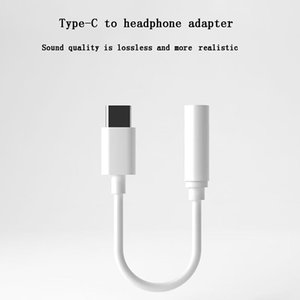 3.5mm audio cable male to female car phone computer headset car audio aux audio cable Type-C conversion cable