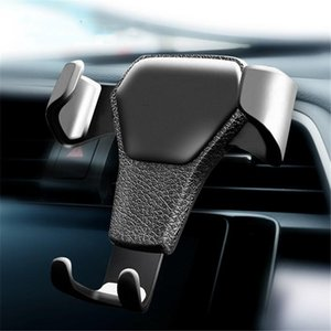 No Magnetic GPS Navigation Car Holder For Phone in Car Air Vent Mount Clip Strong Mobile Cell Smartphone Holder Auto Support