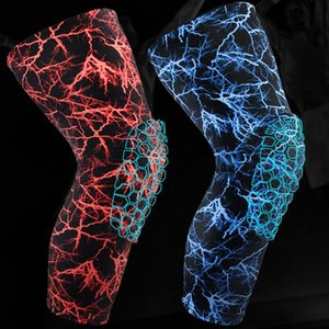 1 PCS Knee Pads For Basketball Badminton Running Hiking All High Elasticity Breathable Knee Protector Support