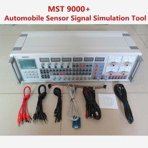 Dernière version MST9000 Automobile Signal Simulation Simulation Simulation MST-9000 Plus Testeur de réparation ECU Outils DHL Livraison Gratuite1