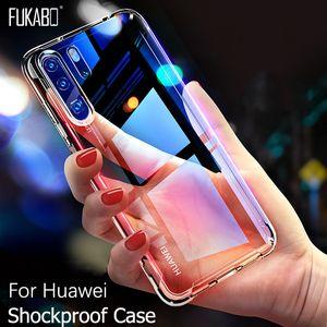 Stoßfest Hülle für Huawei p20 P30 P40 P10 Mate 30 20 10 Lite Y5 Y7 Y7 Y9 Prime P Smart 2019 Ehre 9 10 20 PRO 8X 9X X10 NOVA 3I