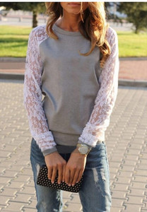 Transparent star patchwork Hoodies Sweatshirts 2020 Women Casual Kawaii fashion Fashion Punk Clothing European Tops Korean