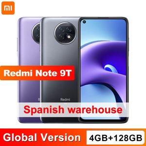 Xiaomi Redmi Note 9T 5G 4GB 128GB smartphone Dimensity 800U Global Version NFC 5000mAh 48MP Camera